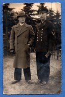 Carte Photo - Marins Allemands - Oorlog 1914-18