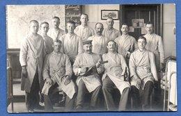 Carte Photo - Hôpital Allemand - War 1914-18