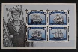 Dänemark, Schiffe, MiNr. Block 60, Postfrisch / MNH - Dänemark