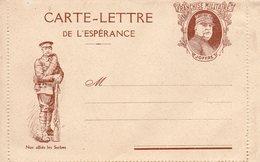"""CL De L'Espérance- - """" Nos Alliés Les Serbes""""- - Marcophilie (Lettres)"""