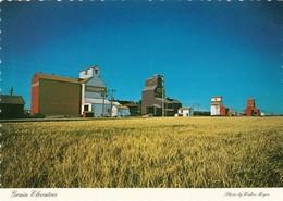 CP  - Grain Elevator - Non Ecrite - Canada