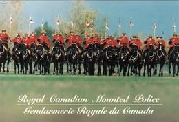 CP  - Police Royale Du Canada - Non Ecrite - Canada
