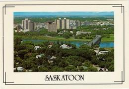 CP  - Vancouver - Saskatchewan - Non Ecrite - Saskatoon