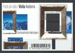 """Andorre YT F724 Feuille """" Europa, Tourisme """" 2012 Neuf** - Ungebraucht"""