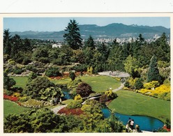 CP  - Queen Elisabeth Park  - Vancouver - Saskatchewan - Non Ecrite - Saskatoon