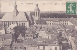 CPA -  281. LA FLECHE Panorama Du Prytanée Militaire - La Fleche