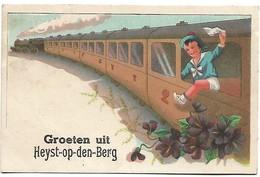 Heist Op Den Berg  Groeten Uit Heist Op Den Berg - Heist-op-den-Berg