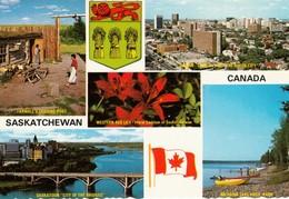 CP  - Saskatchewan - Non Ecrite - Saskatchewan