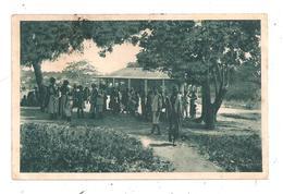 Brazzaville-Place Du Marché Indigène--(C.9687) - Brazzaville
