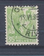 Zwitserland/Switzerland/Suisse/Schweiz 1936 Mi: 304 Yt: 296 (Gebr/used/obl/usato/o)(4228) - Suisse