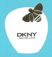 Carte DKNY Nectar Love   (lot Grijs 39) - Cartes Parfumées