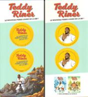 JIKKO : Carte Publicité TEDDY RINNER - Salomons