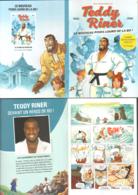 JIKKO : Mini Album Publicité TEDDY RINNER - Salomonseilanden