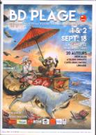 Programme Salon SETE 2018 Illustration De LUPATELLI ALESSANDRA BASTIDE BILEAU MARGERIN HUGO KRAEHN ... - Isla Salomon