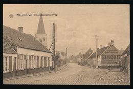 WESTKERKE   GHISTELSCHESTEENWEG - Oudenburg