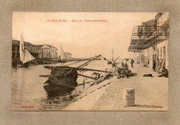 CPA - Le GRAU-du-ROI (30) - Aspect Des Quais De Chargement Et Déchargement En 1907 - Le Grau-du-Roi