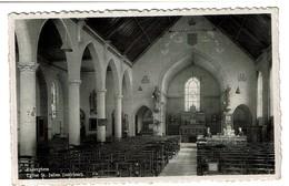 Auderghem - Eglise St. Julien - Intérieur - Edit. A.W.B. -  2 Scans - Auderghem - Oudergem