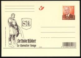 """2009 """"De Rode Ridder/ Le Chevalier Rouge"""" - Entiers Postaux"""