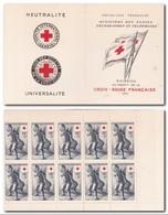 FRANCE 1955 - Carnet Croix-Rouge N° 2004 (YT ) ** Neuf Sans Charnière MNH - Cote 450€ - Croix Rouge