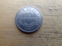 Bolivie  10 Centavos  1991  Km 202 - Bolivia