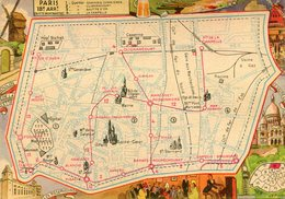 PARIS(18em ARRONDISSEMENT) - Arrondissement: 18