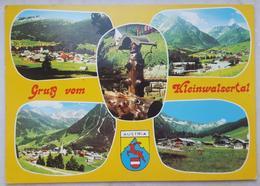 Kleinwalsertal - Austria - Gruss Von... -  Vg A2 - Kleinwalsertal