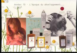 Annees 70 -- L'epoque Du Developpement  -- Exposition Itinerante Klorane Capillaires - Commercio