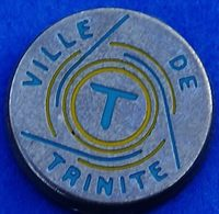 JJ...51.  ...VILLE  DE  TRINITE...............département De La Martinique En Région Martinique. - Villes