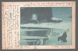 Théâtre D'ombres - Georges Fragerolle - Le Sphinx 1896 épopée Lyrique Seize Tabl. - 10e Tableau: La Vierge - Theatre
