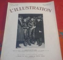 L'Illustration N°4639 30 Janvier 1932 Catalogne Manresa Cardona,Rallye De Monte Carlo Dessins Geo Ham - 1900 - 1949