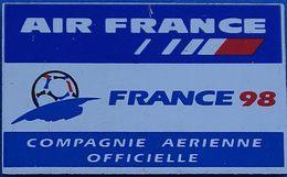 JJ...52.  .AIR  FRANCE....     FOOT...FRANCE 98 - Football