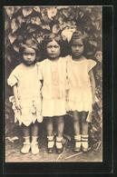 AK Philippinen, Een Leuk Drietal - Cartes Postales
