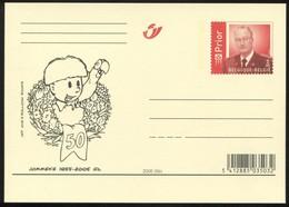 "2005 ""Jommeke (1955-2005) Gil"" - Entiers Postaux"