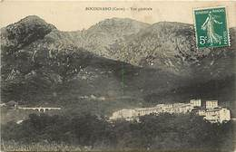 - Corse Du Sud -ref-B315- Bocognano - Vue Generale  - Coll. Moretti - N°  937 - Carte Bon Etat - - Frankrijk