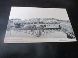 Gent, Gand, Le Pont Du Peage,  Edit De Graeve Nr 14 - Gent