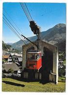 Cpsm: SUISSE - CHAMPERY - Téléférique De Planachaux 1969 (Gros Plan) Rare - VS Valais