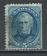 USA Sc 185, Mi 48 Used - Used Stamps