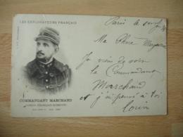 1899 Commandant Marchand Congo Francais Explorateur - Célébrités