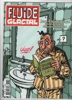FLUIDE GLACIAL N° 393 / 03 2009 - JEAN-CLAUDE TERGAL PREND DES COURS DE LANGUES INTENSIFS ! - Fluide Glacial