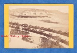 Photo Ancienne CDV Vers 1870 - NICE Ou Environs - Coin à Situer - Cote D'Azur Menton Monaco ..- Photographe à Identifier - Old (before 1900)