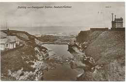 SEAHAM HARBOUR - Bathing And Coastguard Station - Durham