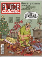 FLUIDE GLACIAL N° 391 / 01 2009 - ILS REVIENNENT ! JEAN-CLAUDE TERGAL / PASCAL BRUTAL - J'AVAIS DEMANDE UNE TRONCONNEUSE - Fluide Glacial
