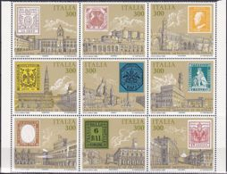 ITALIEN 1985 Mi-Nr. 1945/53 ** MNH - 1981-90: Neufs