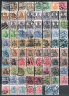Allemagne - Deutsches Reich - 1900 à 1922 - Michel - NON TRIER - - Gebruikt