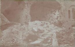! 59 - MAUBEUGE , Fotokarte, Carte Photo Militaire Allemande, Fort Cerfontaine, Guerre, 1. Weltkrieg, Frankreich 1915 - Maubeuge