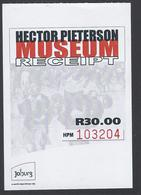 Hector Pieterson Museum And Memorial - Soweto - Johannesburg - - Tickets D'entrée