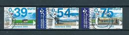 2002 Netherlands Complete Set EURO Used/gebruikt/oblitere - Period 1980-... (Beatrix)