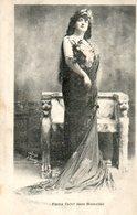 Emma Calvé Dans Messaline (opéra) - Opéra