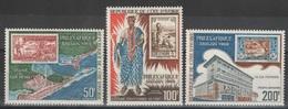 Côte D'Ivoire - YT PA 42-44 ** - 1969 - Côte D'Ivoire (1960-...)