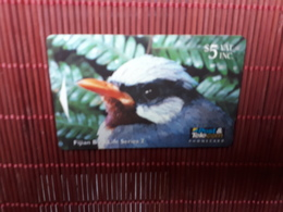 Phonecard Bird Used Rare - Oiseaux